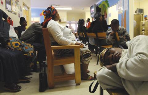 Hospital patients abandoned during strike