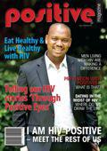 Positive magazine  Living with AIDS # 496