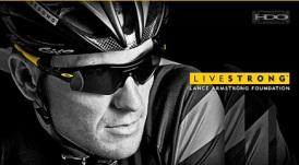 Armstrong on a cancer stigma mission