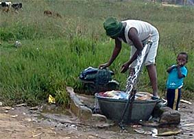 Water crisis looms in Kestell, Free State