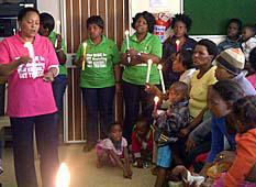 Free State community learns about AIDS, abuse