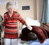 Hospice closes amid funds probe