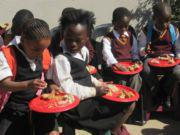 Easing hunger pangs  Living with AIDS # 504