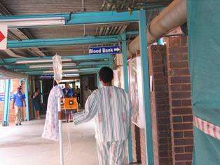 Public health facilities in a dire state