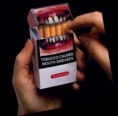 Governments need graphic warnings on tobacco packets  – WHO
