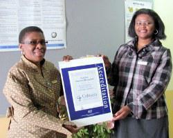 Tokollo District Hospital scores COHSASA accreditation