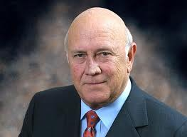 F. W. de Klerk speaks out about his cancer experience