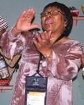 Manto Tshabalala Msimang