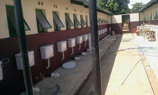 School toilets in shocking state