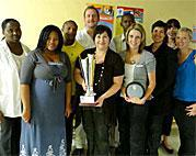 Free State hospital pharmacy wins national award