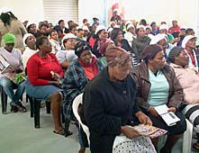E Cape community move against TB