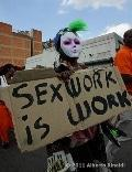 Marching for sex worker rights