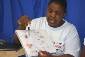 GF Jooste leads the way in TB care