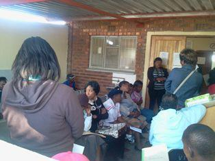 Dilopye clinic suffers from staff shortages