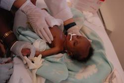 Saving HIV-positive babies