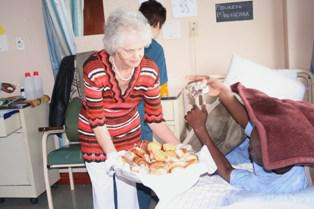 Hospice helps the very sick