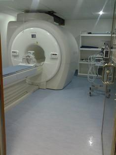First MRI for North West