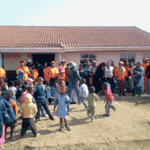 Children at Zamimpilo Drop-In Centre