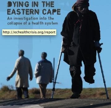 Death and Dying in the Eastern Cape