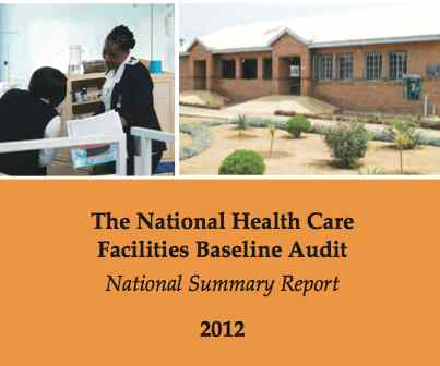 National Health Facilities Baseline Audit