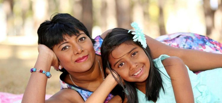 Daughter gives mom strength to keep fighting