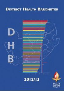 DHB 2013 cover