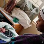 In a 2004 study conducted among about 110 KwaZulu-Natal infants almost 90 percent had received an at-home enema within their first three months (File photo)