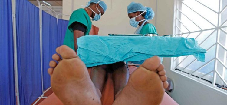Vhembe men learn about circumcision