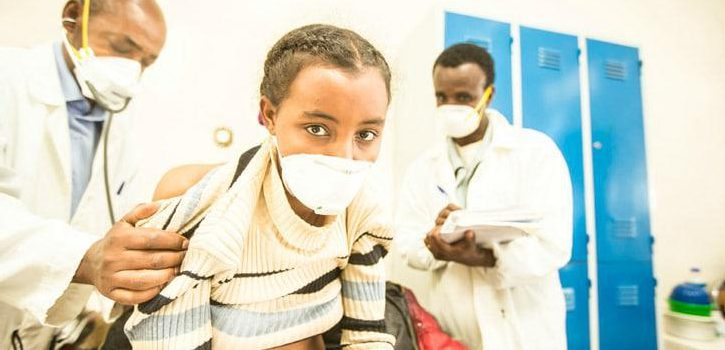 Multidrug-resistant TB cases double