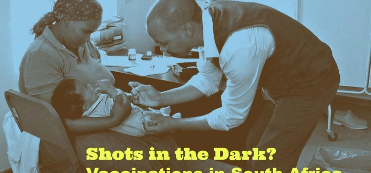 Slideshow: Vaccination in South Africa