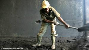 About 60 percent of miners in the country are South Africans - the vast majority from the Eastern Cape