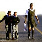 Vuwani area children missed almost three months of school due to violent protests photo)