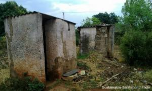 "According to the South African Human Rights Commission, At least a quarter of households in formal areas do not have adequate sanitation ""due to the deterioration of infrastructure caused by lack of technical ability to ensure effective operation, maintenance and refurbishment."" (file photo)"