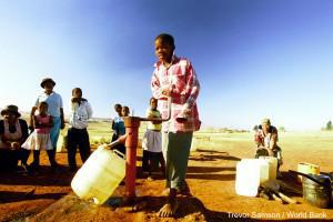 Last year, over a quarter of households had water disruptions lasting longer than two days, according to StatsSA.