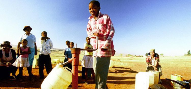New Limpopo dam to quench villagers' thirst