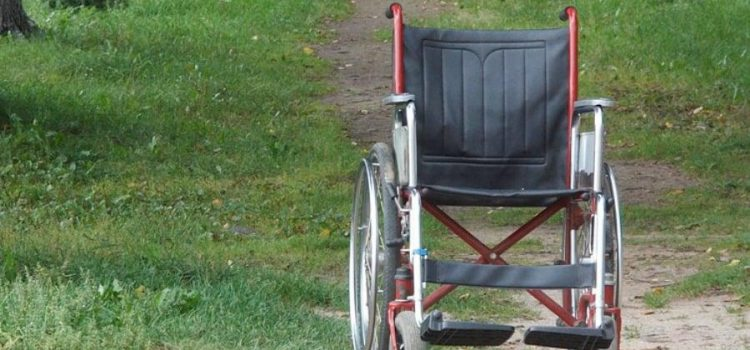 Wheelchair frees house-bound Jouberton woman