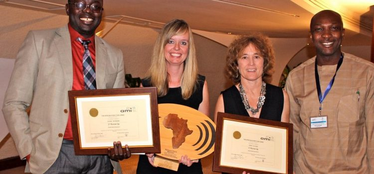Health-e places 2nd in African reporting challenge