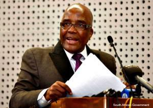At the conference's close, Motsoaledi stressed that whistle blowers within the Department of Health should not face intimidation.