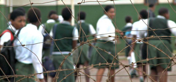 Matrics report skin bleaching ahead of dance