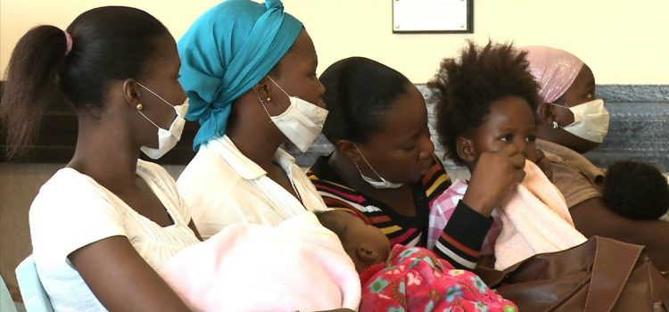 Whooping cough spreading in Mpumalanga