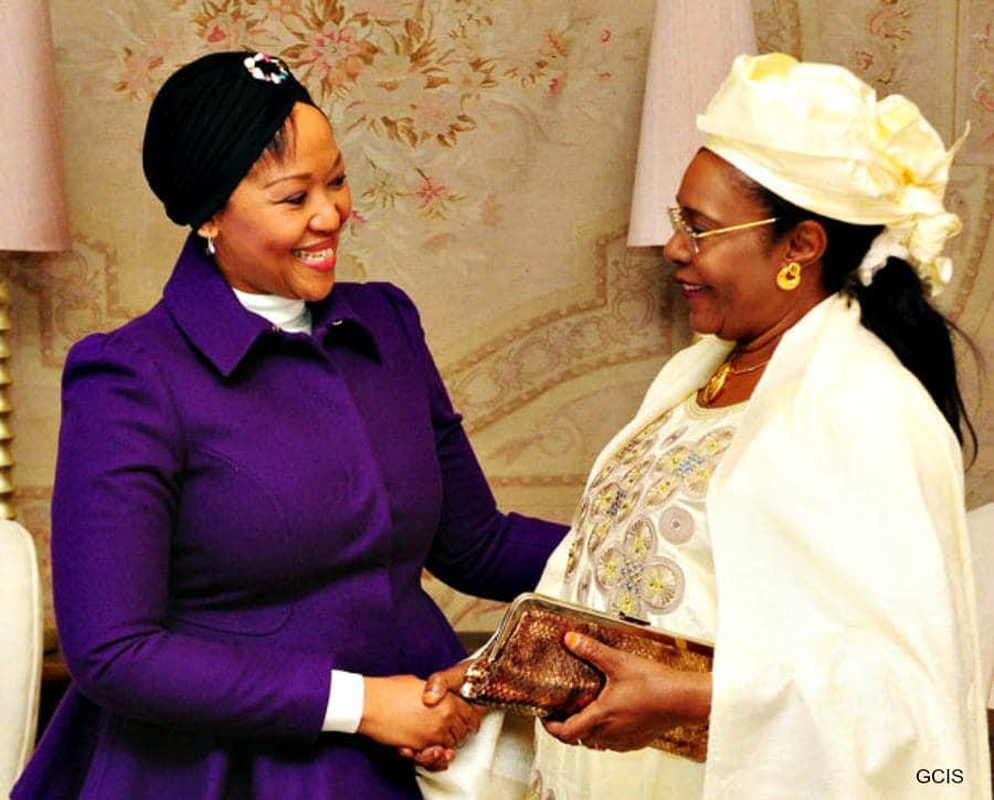 First Lady Puts Women S Cancer On Zuma S Agenda Health E