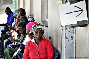In September, OurHealth discovered hundreds of patient files being stored in a Tshwane clinic toilet due to lack of storage space (File photo)