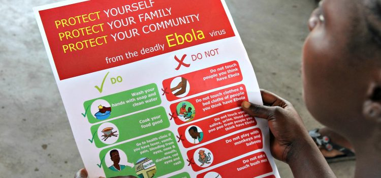 Klerksdorp joins fight against Ebola