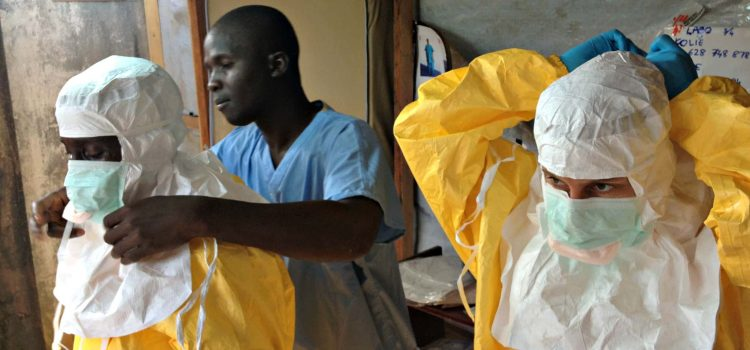 South Africa to assist in Ebola response