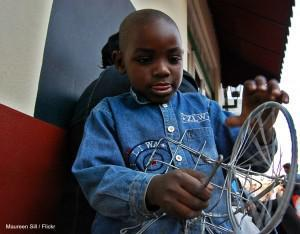 TAC members blame misconceptions about HIV treatment for the high number of orphaned children in their community (File photo)