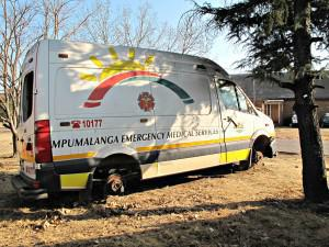 Both Mpumalanga and Gauteng have admitted to ambulance shortages in the past year. In rural provinces like Mpumalanga, Eastern Cape and Limpopo, vast distances between communities and rough, rural roads can increase the rate at which ambulances need to be replaced.