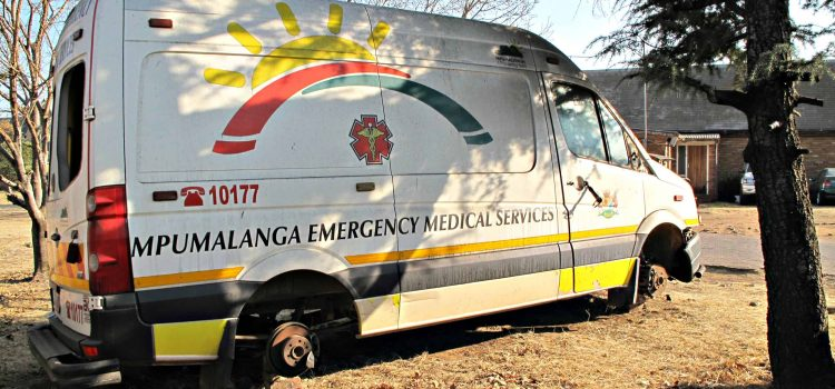 Emergency medical services leave patients stranded
