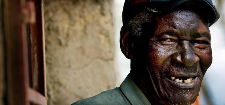 Soshanguve pulls together for pensioner