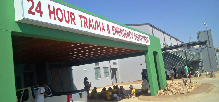 Far East Rand hospital crisis