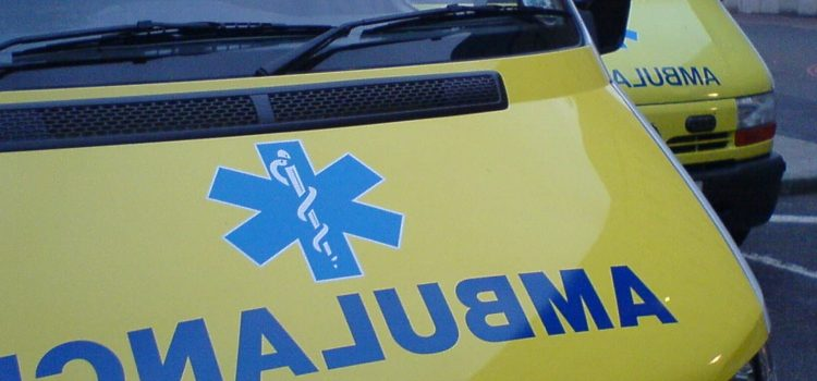 Ambulance arrives too late to save teen